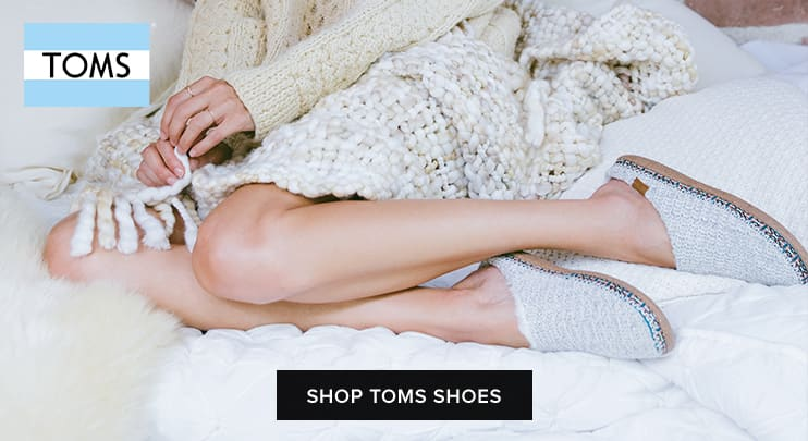For wearing out, out there. Shop TOMS Shoes.