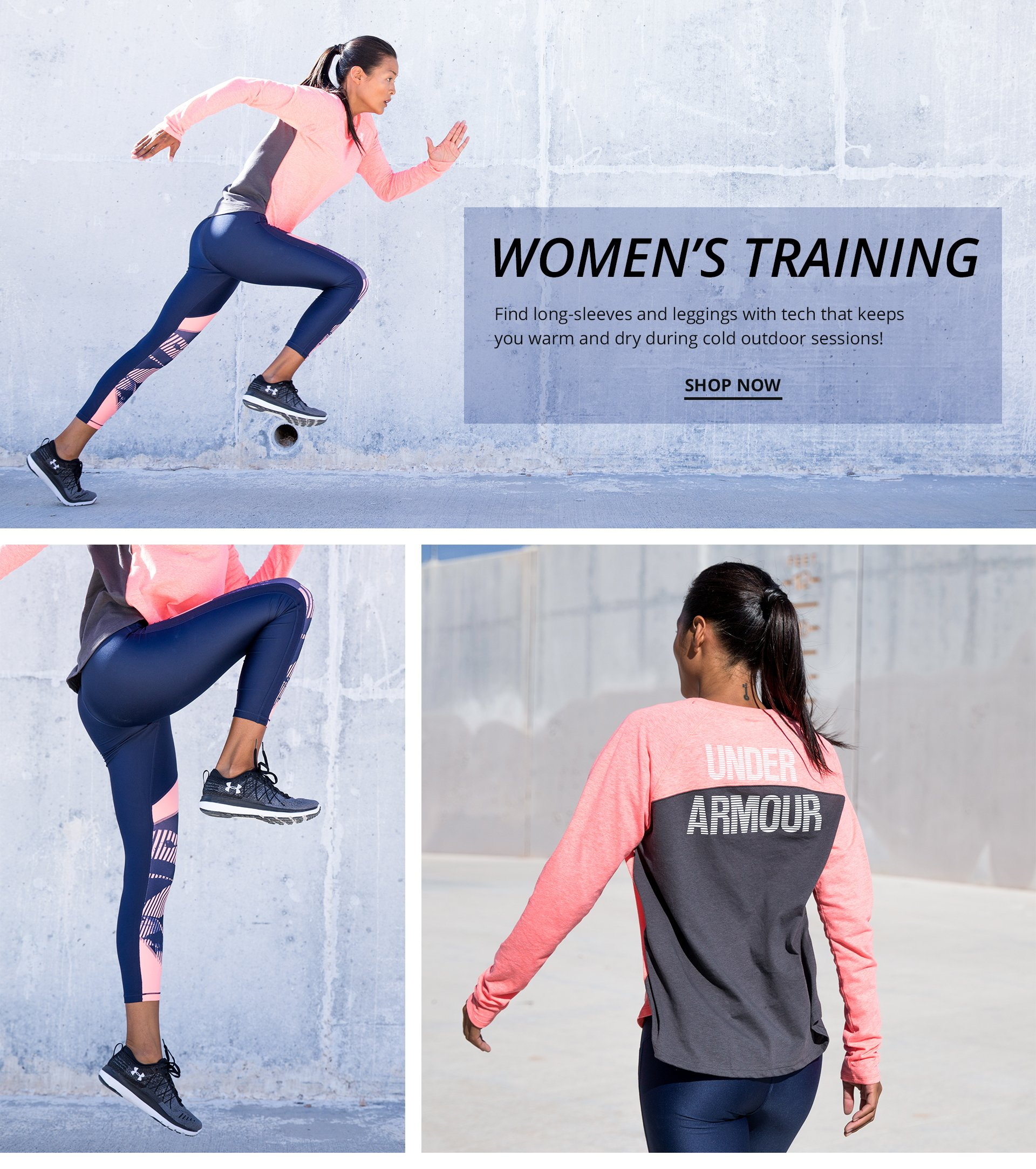 Shop Under Armour Women's Training