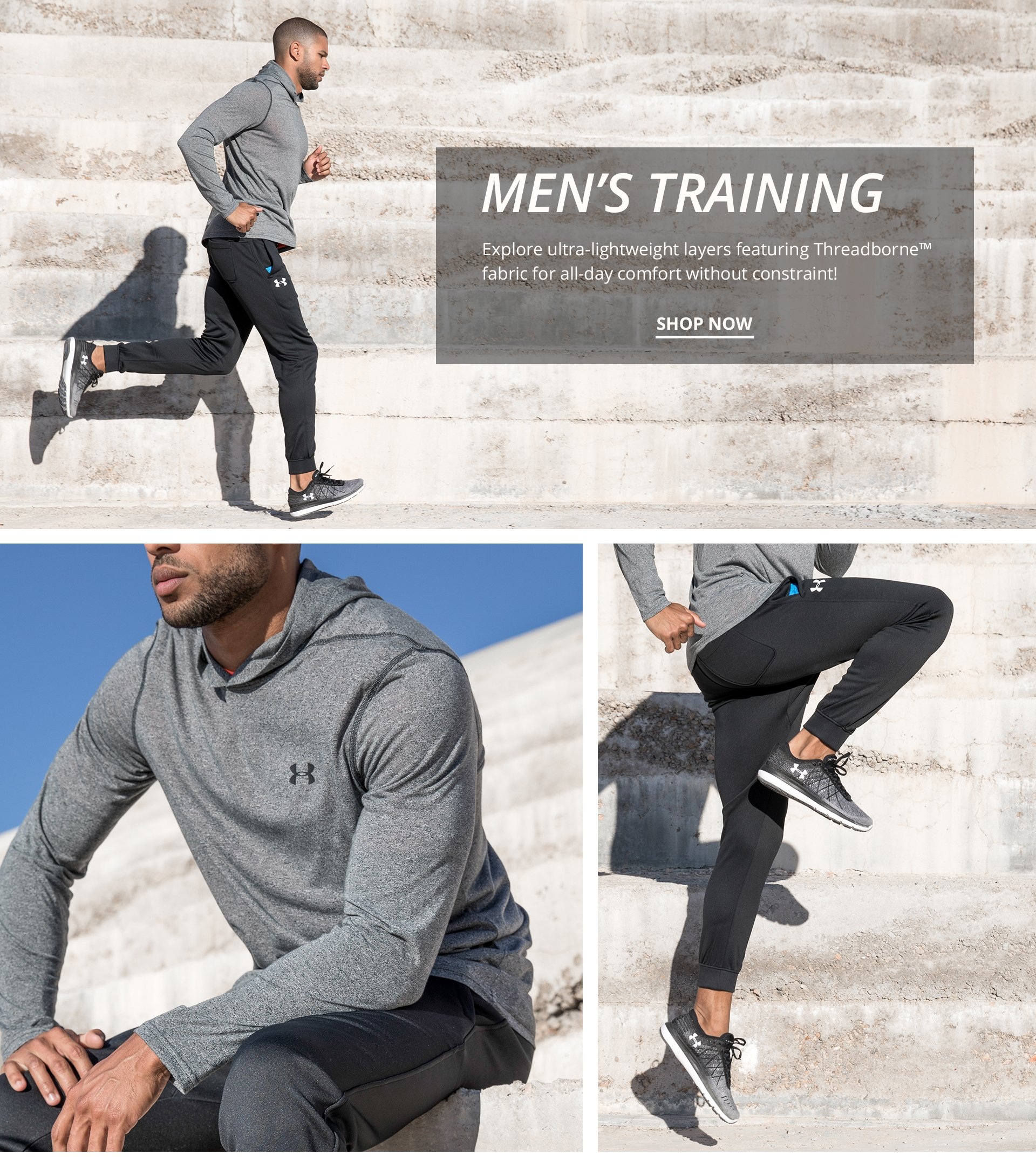 Shop Men's Training