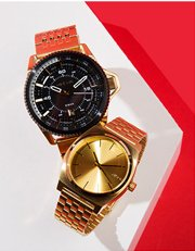 Mens Watches. Image of a casual and dress watch.