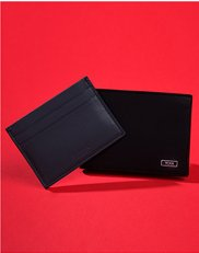 Wallets. Image of two mens wallets.