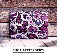 Vera Bradley. Shop Accessories.