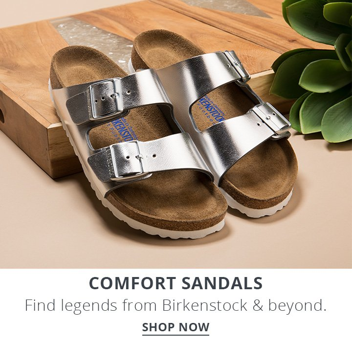 Comfort Sandals. Find Legends from Birkenstock & Beyond. Shop Now.
