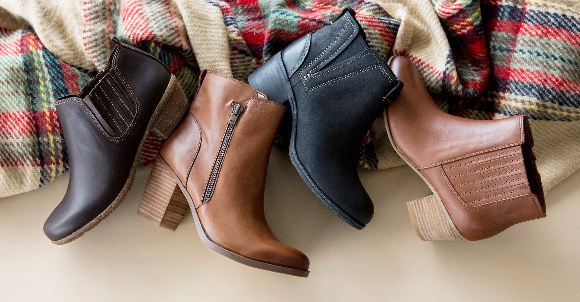 Image of comfort booties
