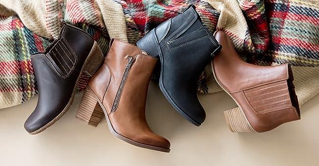 Image of comfort booties
