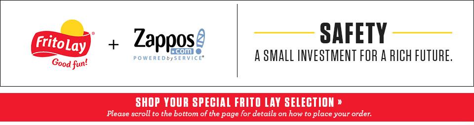 Zappos.com and Frito Lay