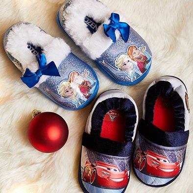 image of kids slippers