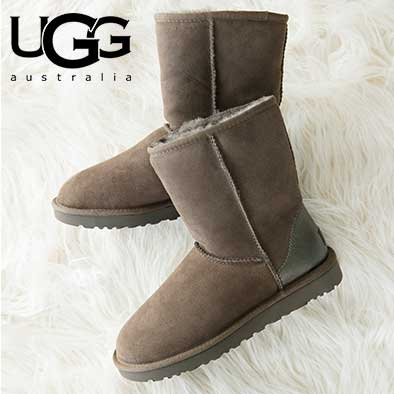 Image of a pair of UGGs