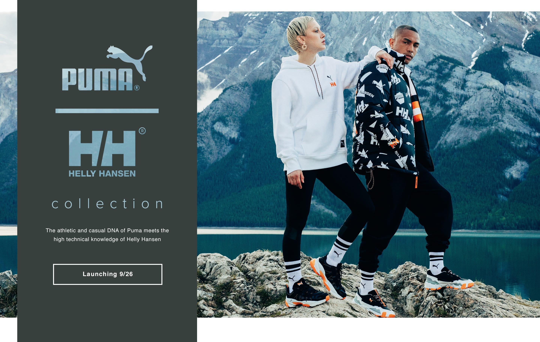 Puma Helly Hansen Collection