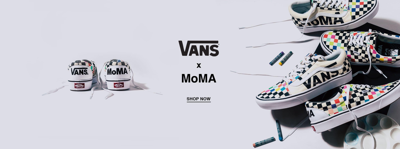 Vans Shop All