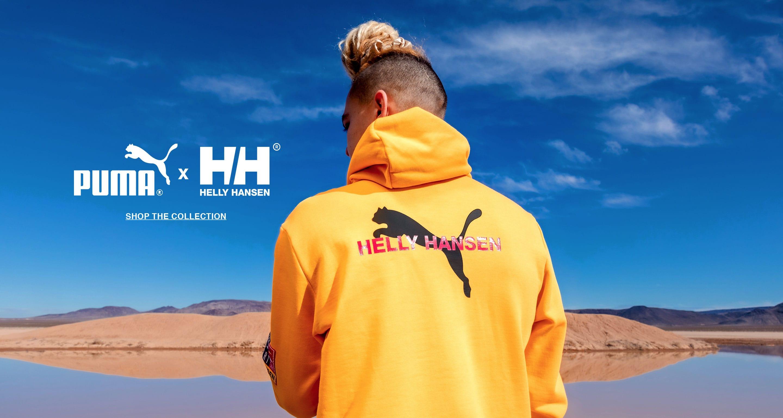 Puma x Helly Hansen