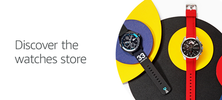 Discover the watches store