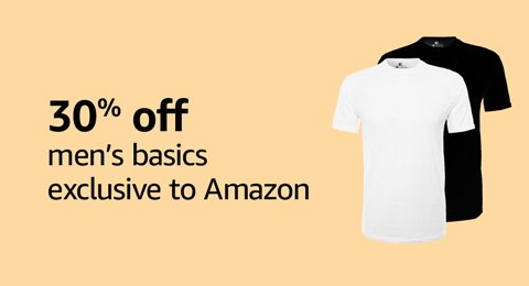 Save 30% on multipacks exclusive to Amazon
