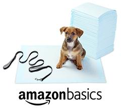 Jusqu'à -30% sur des produits pour animaux domestiques AmazonBasics