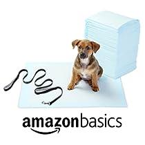 Hasta un 30% de descuento en productos para mascotas AmazonBasics