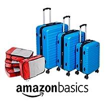 Hasta un 30% de descuento en maletas y productos de viaje AmazonBasics