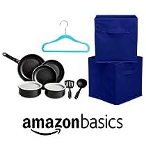 Hasta 30% de descuento en productos para el hogar y la cocina AmazonBasics