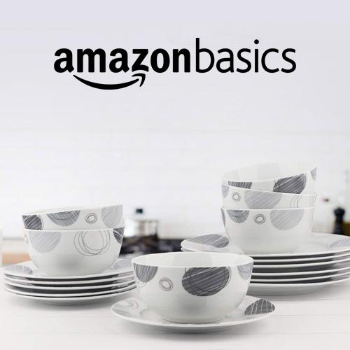 20% de descuento en una selección de productos AmazonBasics