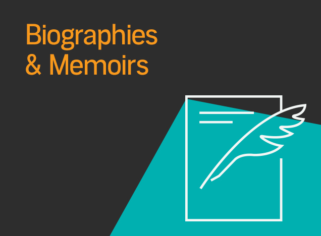 Interviews of Biographies & Memoirs authors. Try it free now.