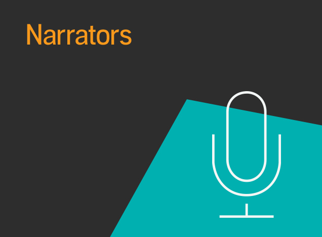 Interviews with your favourite narrators. Try it for free.