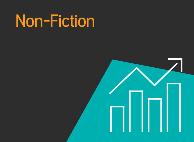 Interviews of Non-Fiction authors. Try it free.