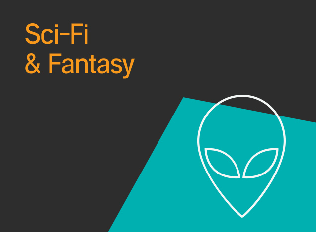 Listen to Sci-Fi and Fantasy authors. Try it for free.