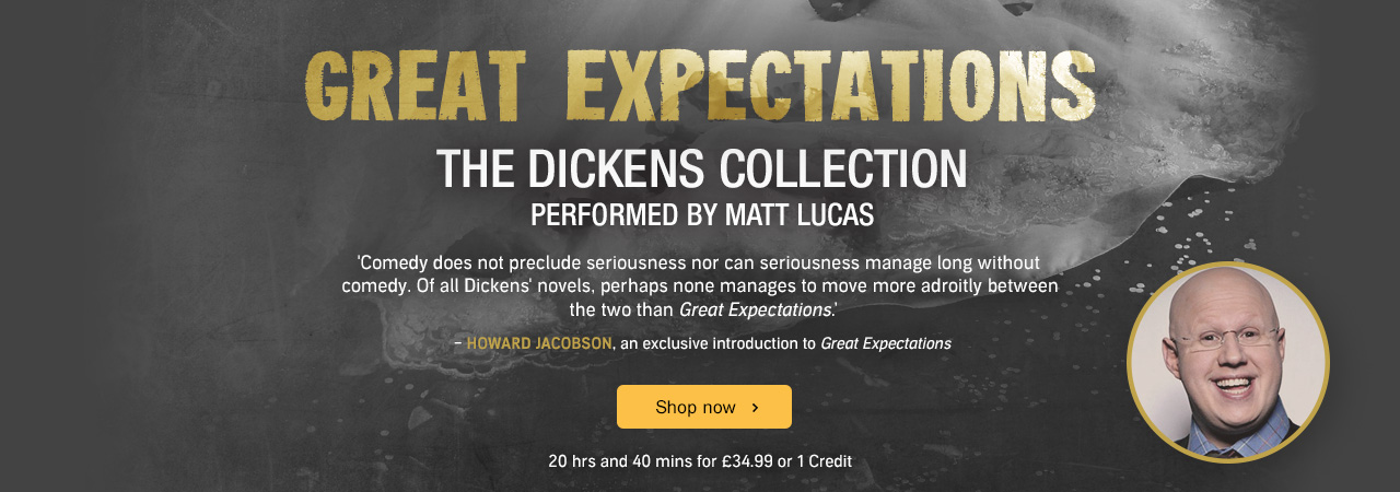 Great Expectations performed by Matt Lucas. Shop now.