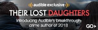 Their Lost Daughters - Audible's Crime Thriller of the Year