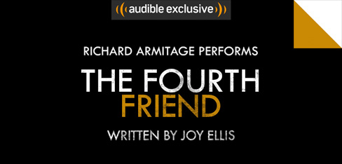 Richard Armitage performs The Fourth Friend, written by Joy Ellis.