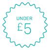 Listens for under £5