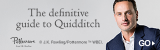 The definitive guide to Quidditch. Read by Andrew Lincoln. Shop now.