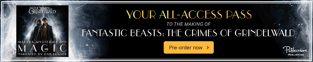 Fantastic Beasts: The Crimes of Grindelwald. Pre-order now.