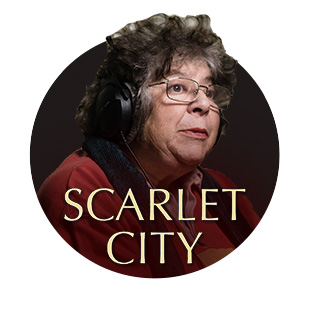 Scarlett City performed by Miriam Margolyes and a full cast