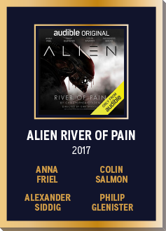 Alien - An Audible Original Drama.