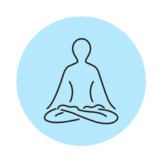 Meditation & Mindfullness. Explore