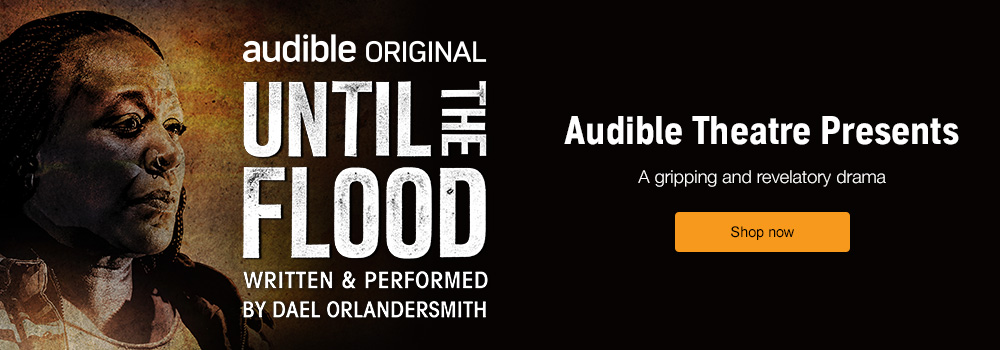 Until the Flood, a gripping and revelatory drama written and performed by Dael Orlandersmith