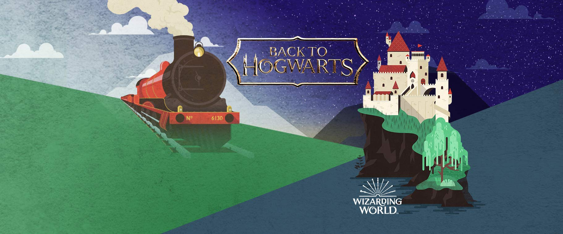 Journey to Hogwarts: A Harry Potter Immersive Audio Experience
