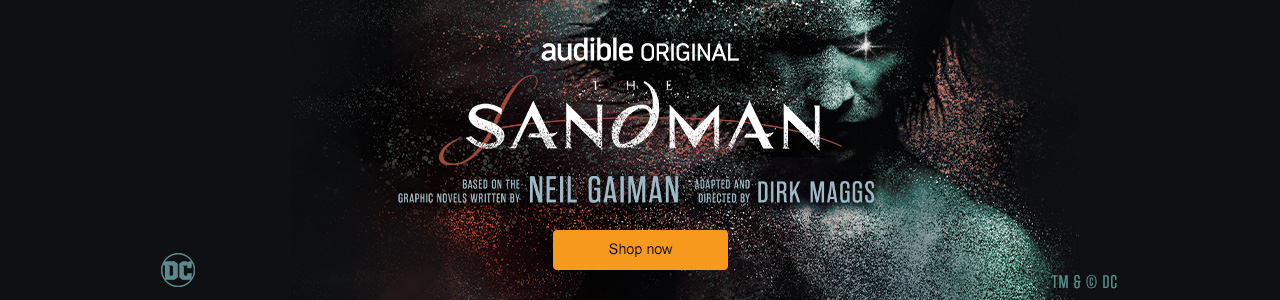 The Sandman. Enter a dark world of fantasy and horror. Based on Neil Gaiman's graphic novels. Shop now