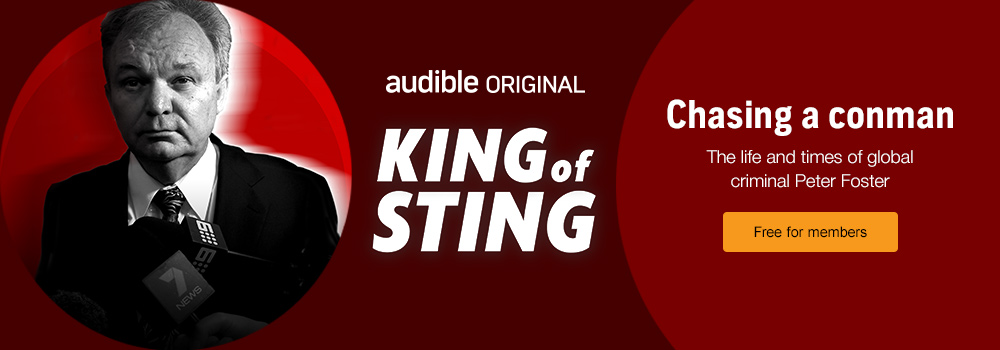 King of Sting, Chasing a conman. Free for members