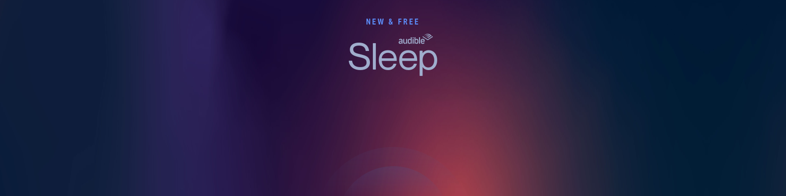 Audible Sleep. A good night's sleep is essential for keeping our minds and bodies strong, but it's not always an easy thing to get—especially now. To help, we've created a collection of audio experiences designed to invite relaxation and sleep. The taster collection below is available for free to both Audible members and non-members.