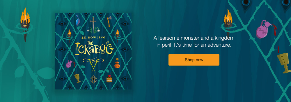 The Ickabog. A fearsome monster and a kingdom in peril. It's time for an adventure. Shop now