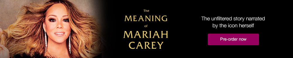 The Meaning of Mariah Carey. The unfiltered story narrated by the icon herself. Pre-order now.