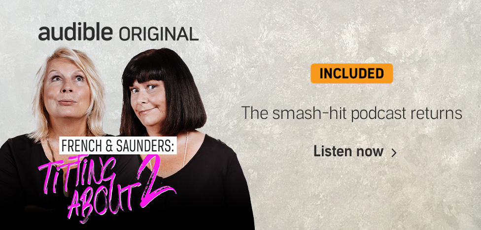 French and Saunders: Titting About (Series 2). Listen now.