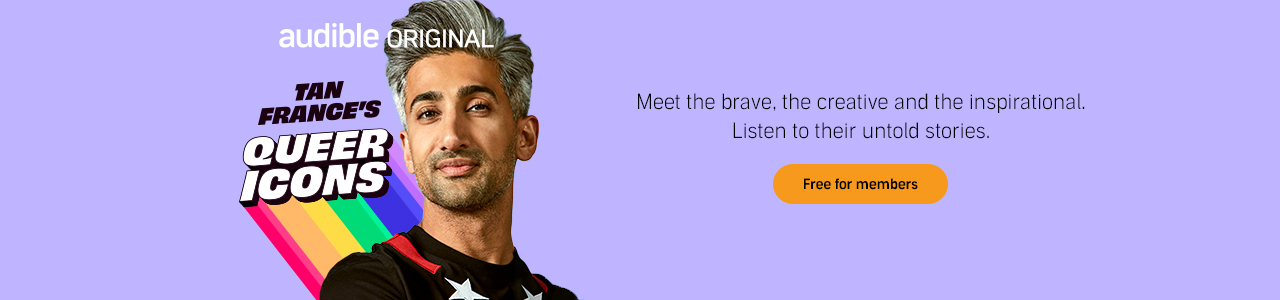 Tan France's Queer Icons. Meet the brave, the creative and the inspirational. Listen to their untold stories. Free for members
