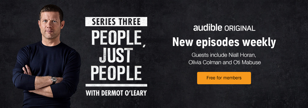 People, Just People Series 3 with Dermot O Leary. Free for members