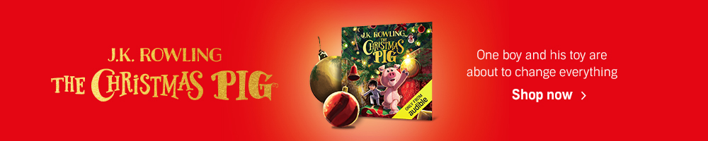 The Christmas Pig by J.K. Rowling. Shop now.
