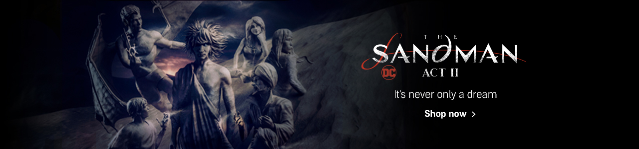 Audible Original |The Sandman Act II| | It's never only a dream | Shop now