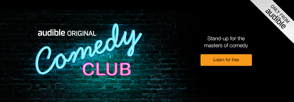 Comedy Club series 5. Stand-up for the masters of comedy. Listen for free.