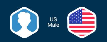 US Male