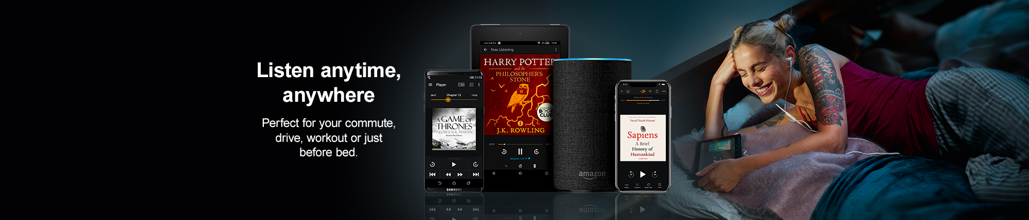 Audible uk free audiobook with 30 day trial 4 out of 5 stars fandeluxe Gallery